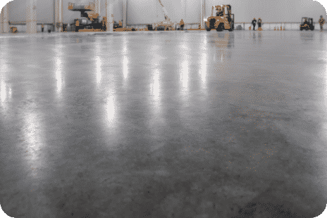 Dust Seal Concrete Floor